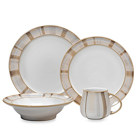 Denby Truffle Layers Dinnerware