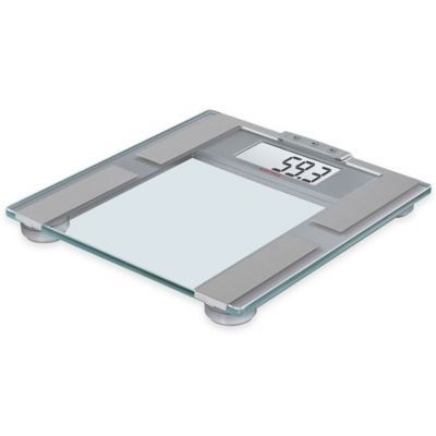 Soehnle Pharo 200 Digital BMI Bathroom Scale in Silver