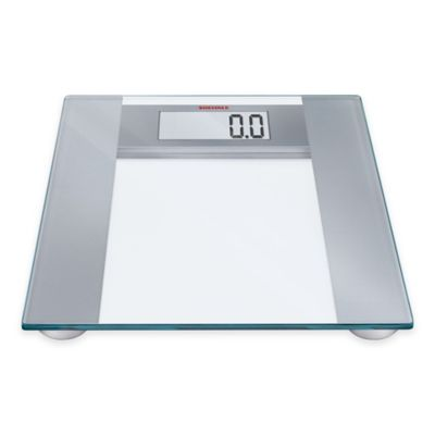 Soehnle Pharo 200 Digital Bathroom Scale in Silver