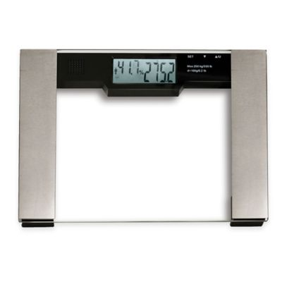 Digital Extra Wide BMI Bathroom Scale