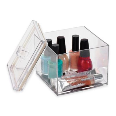 Multipurpose Storage Box with Cover