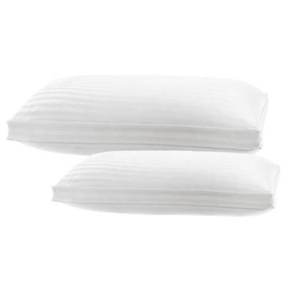 Palais Royale™ Gusset Side Sleeper Queen Pillow in White