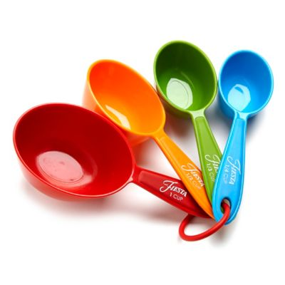 Fiesta® 4-Piece Measuring Cup Set