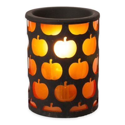 Pumpkin Patch Ceramic Wax Warmer