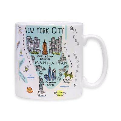 "My Place ""New York"" Jumbo Mug"
