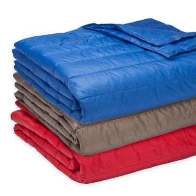 Electric Blue Blankets