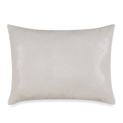 Manor Hill® Serenade Pintuck Oblong Throw Pillow