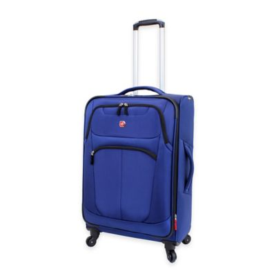 Wenger 24-Inch NeoLite Plus Spinner in Blue