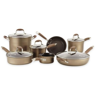 Bronze Cookware Set