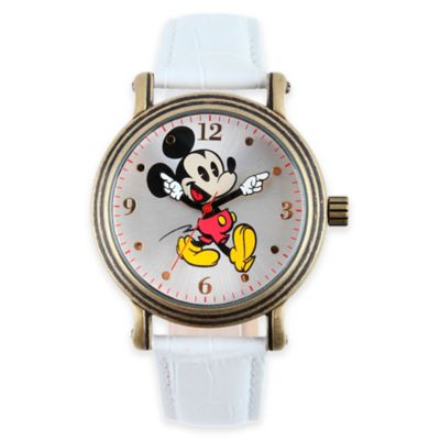 White Mouse Watch