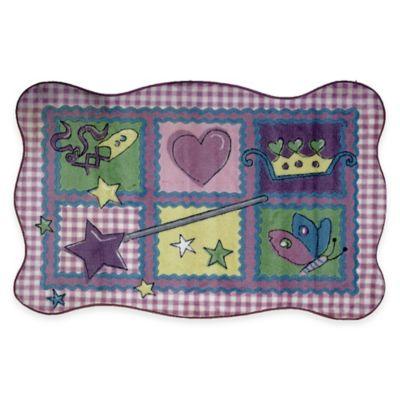 Baby Purple Quilt