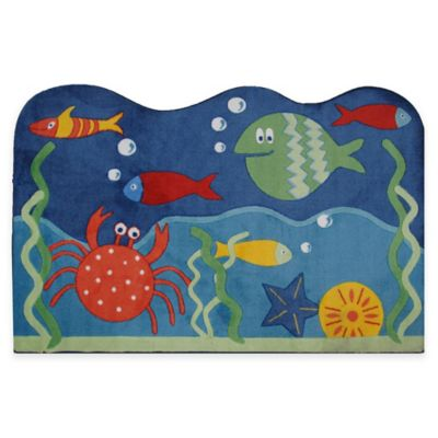 Fun Rugs™ Under World 3-Foot 3-Inch x 4-Foot 10-Inch Accent Rug