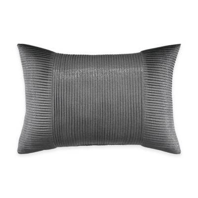 Croscill® Bennet Oblong Throw Pillow in Slate