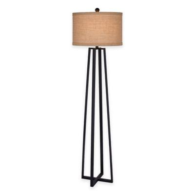 Black Lighting Floor Lamps