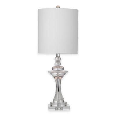 Bassett Mirror Company Gracelyn Table Lamp in Crystal