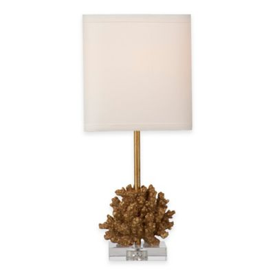 Bassett Mirror Company Madeira Table Lamp in Gold