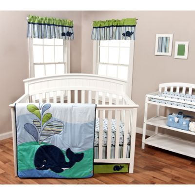 Trend Lab® Anchors Away 3-Piece Crib Bedding Set