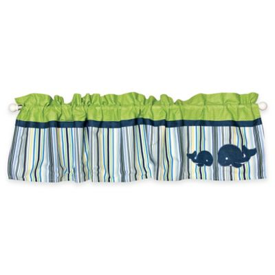 Trend Lab® Anchors Away Window Valance
