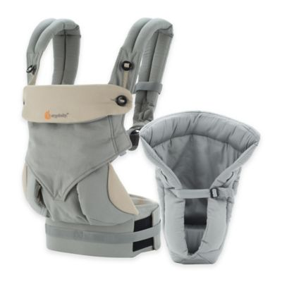 Ergobaby™ Four-Position 360 Carrier Bundle of Joy Baby Carrier in Grey