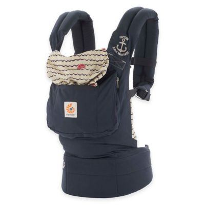 Ergobaby™ Original Collection Sailor Baby Carrier in Navy Blue