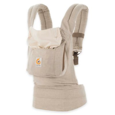Ergobaby™ Original Collection Linen Baby Carrier in Natural