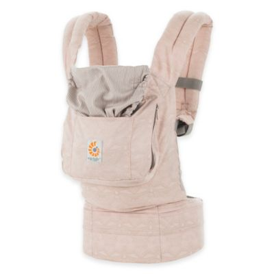 Ergobaby™ Organic Collection Baby Carrier in Rose Harmony