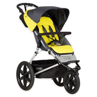 Mountain Buggy® 2015 Terrain Jogging Stroller in Solus