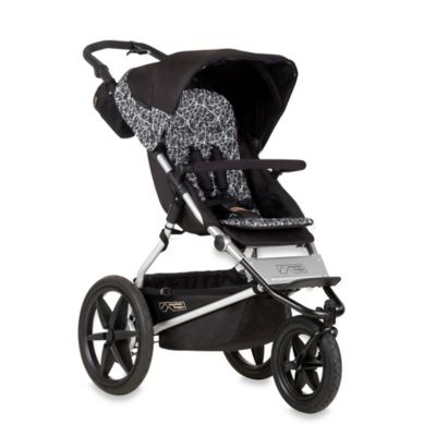 Mountain Buggy® 2015 Terrain Jogging Stroller in Graphite
