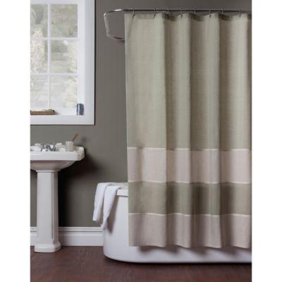 72 x 72 Green Shower Curtain