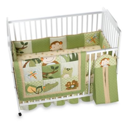 Lambs & Ivy® Papagayo 6-Piece Crib Bedding Set