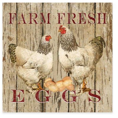 Farm Fresh Gallery Canvas Wall Art