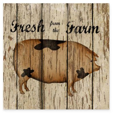 Fresh from the Farm Gallery Canvas Wall Art