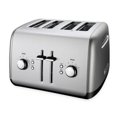 Bread 4 Slice Toaster