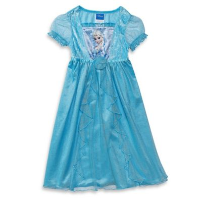 "Disney® ""Frozen"" Size 2T Nightgown in Blue"