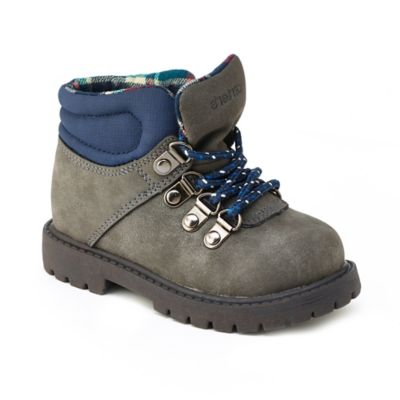 Carter's® Stone Size 5 Outdoor Boot in Grey/Blue