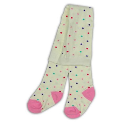 BabyLegs® Size 12-24M Dotted Tights