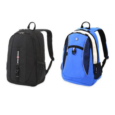 SWISSGEAR® 18-Inch Lightweight Backpack in Royal Blue