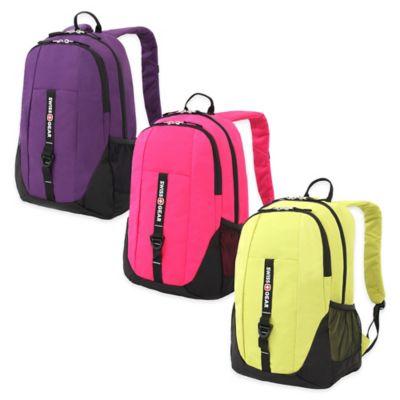 Wenger SwissGear 17.5-Inch School Backpack in Green