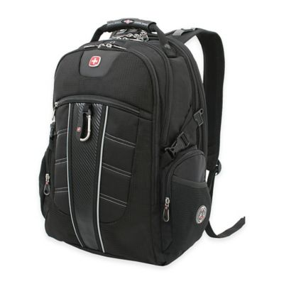17-Inch Backpack in Black