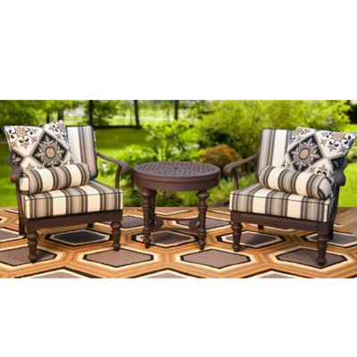Scott Living™ 3-Piece Portofino Conversation Set