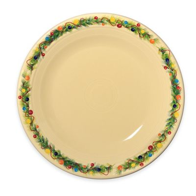 Fiesta® Christmas Dinner Plate