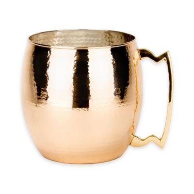 Old Dutch International Hammered Copper Jumbo Mug