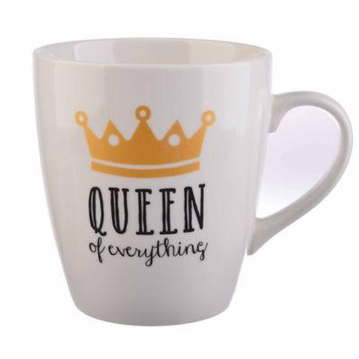 """""""Queen of Everything"""" Jumbo Mug"""