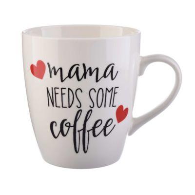 """""""Mama Needs Some Coffee"""" Jumbo Mug"""