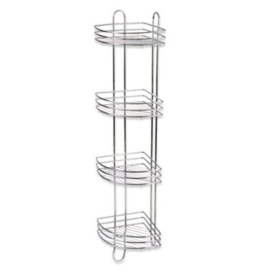 Chrome 4 Tier Shelving