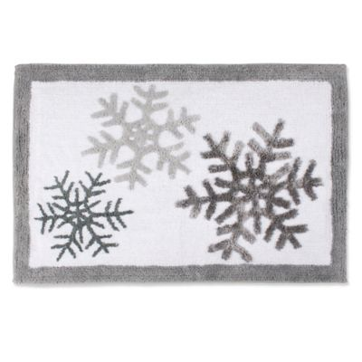 Snow Much Fun Tufted Rug