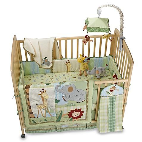 Lambs Amp Ivy Zoofari 174 Crib Bedding Amp Accessories Buybuy Baby
