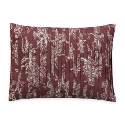Barn Red Throw Pillow