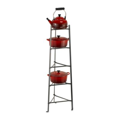 Enclume® Five-Tier Knock Down Cookware Stand