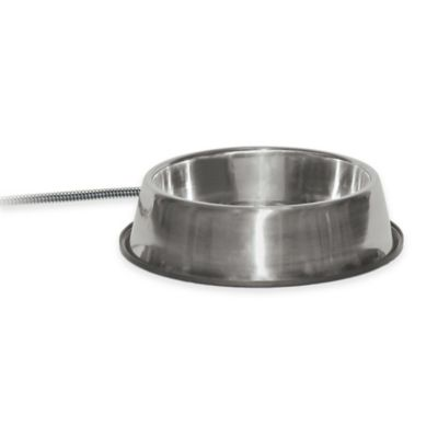 Stainless Steel Thermal Bowl